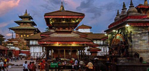nepal city
